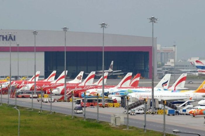 Thailand's Civil Aviation Authority Probe Finances of Domestic Airlines