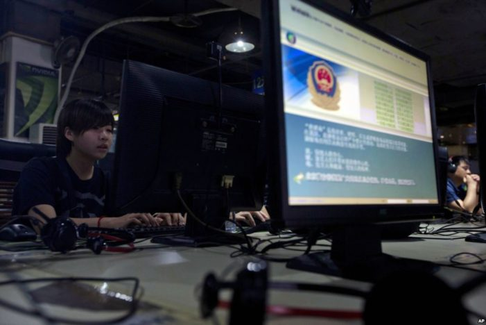 China Puts Choke Hold on Foreign Online Media
