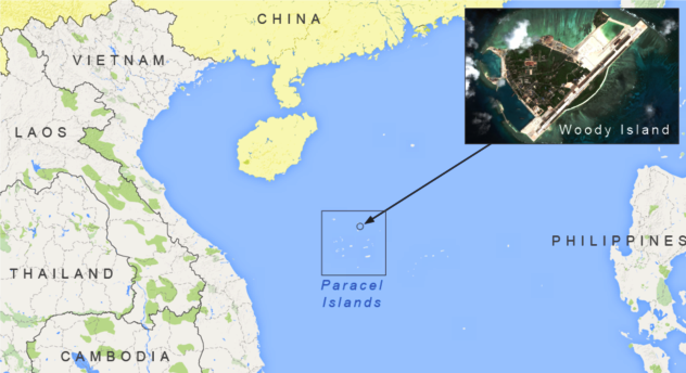 China Deploys Surface-to-Air Missile System in South China Sea