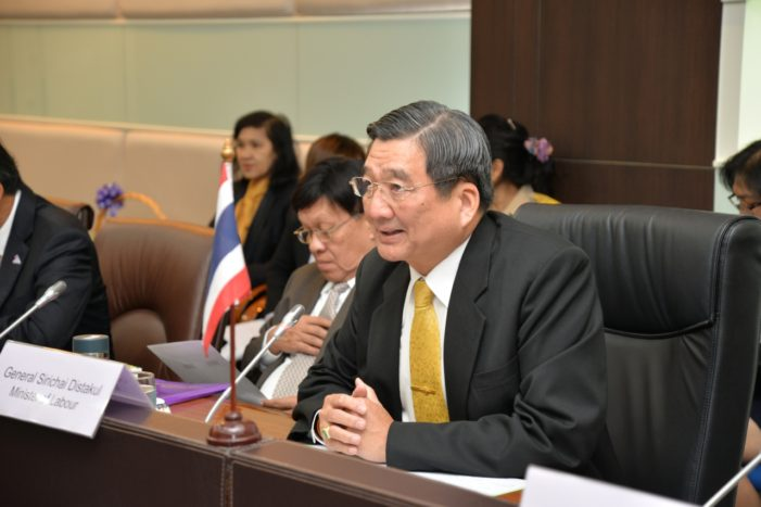 Labour Minister Say's Chiang Rai has Enormous Potential for Investment, Industry, and Tourism