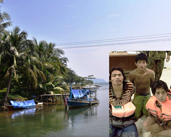 Cambodian Sailors Accused of Raping French Tourists on Koh Kut Island, Thailand