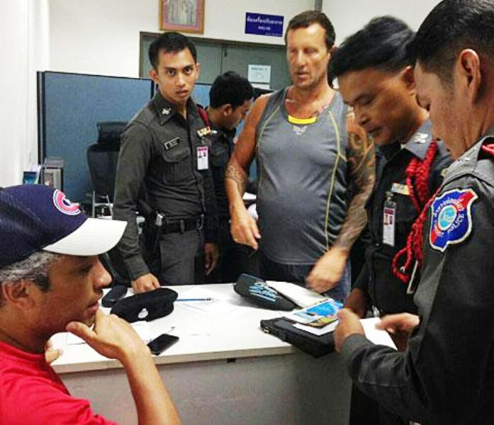Briton Charged with Stealing Another Tourists Cash at Phuket Airport