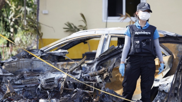 Car Bomb Explodes in Pattani, Just Days after Gen. Chavalit Says IS Affiliate in Deep South