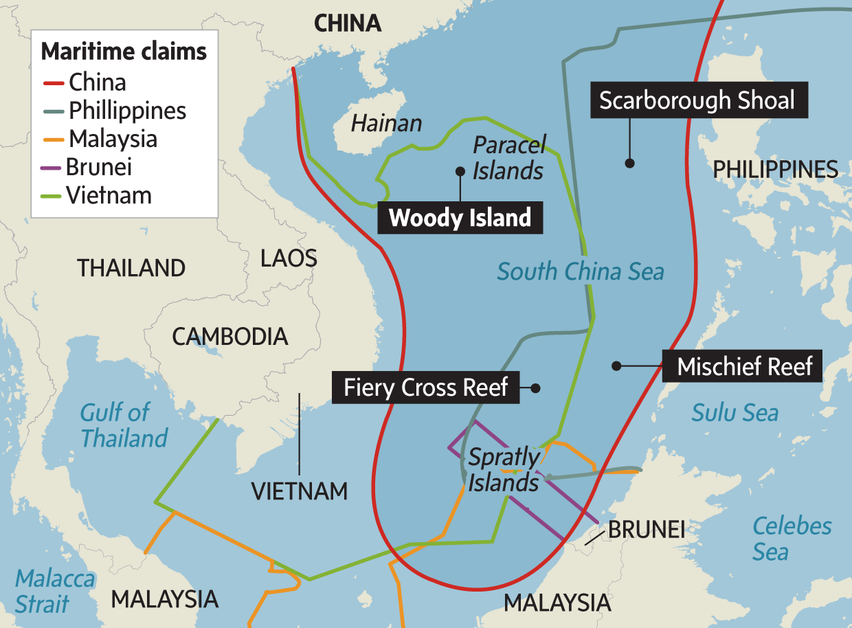 Chinas deployment of missile in south china sea causes serious of china an area that has been the focus of a renewed construction effort as beijing places a heavier stamp on its claims in the south china sea publicscrutiny Images