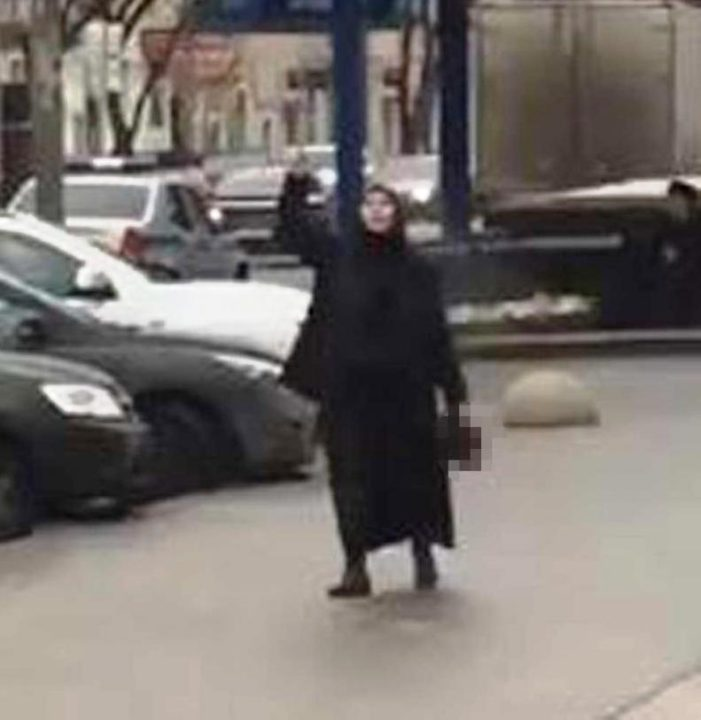 Police Arrest Muslim Woman, Waving Severed Head of Child in Moscow