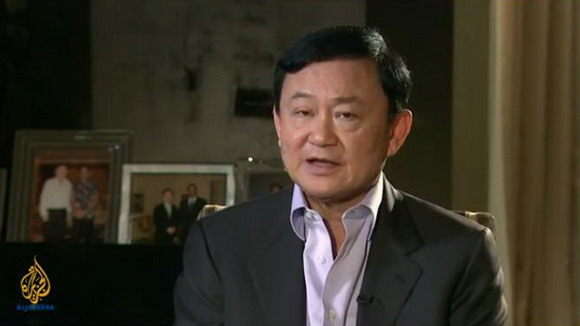 Thaksin Tells Al Jazeera We Saw the 2014 Coup Coming