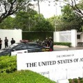 The US Embassy warned  of possible attacks by the Islamic State