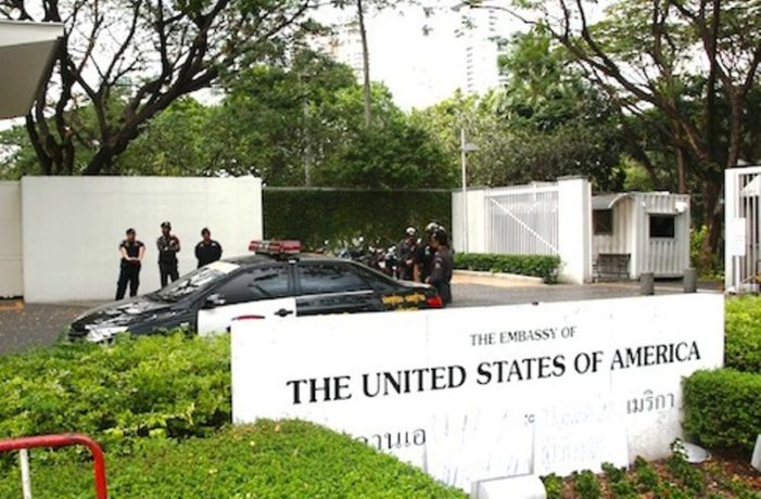 Thai Police Tighten Security Following ISIS Warning by US Embassy
