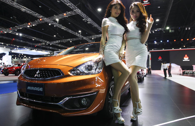 Car lovers Flock to the 37th Bangkok International Motor Show