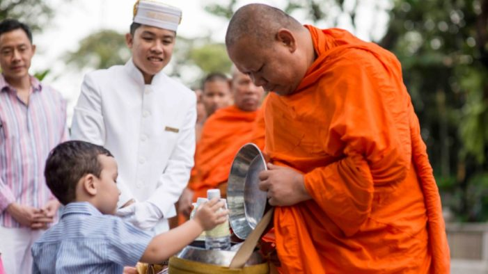 Thailand's Chulalongkorn University Study Show's 48% of Monks Overweight