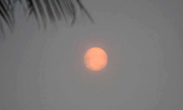 Haze from Myanmar and Laos adding to Chiang Rai's Woes