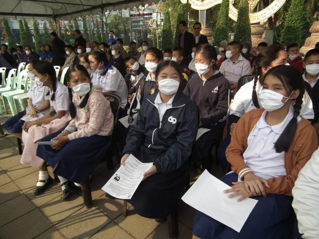 Choking Haze Hospitalizes more than 64,000 People in Northern Thailand