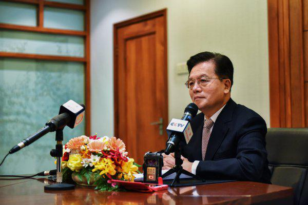 China's Ambassador to Thailand Delivers Special Lecture at Mae Fah Luang University