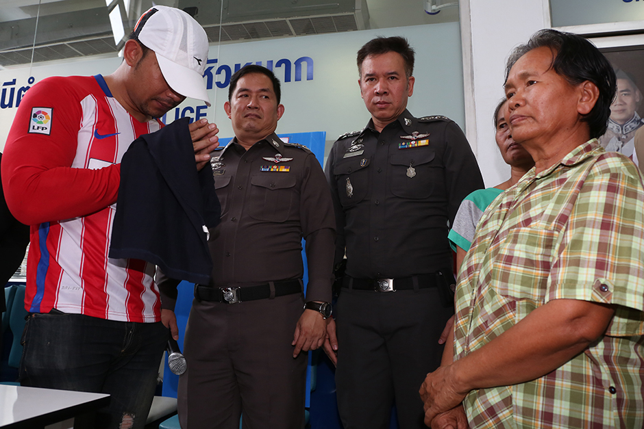 Man Arrested at Chiang Rai Airport after Brutally Assaulting Thai Student