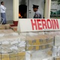 Myanmar sits at the heart of the infamous 'Golden Triangle', which also covers parts of Thailand and Laos, and has been a hotbed of narcotics production for decades