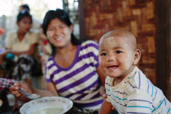 Children Affected by HIV/AIDS Struggle to Get Education in Myanmar