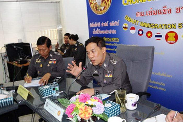 Deputy National Police Chief Focuses on Improving Tourists Safety in Chiang Rai