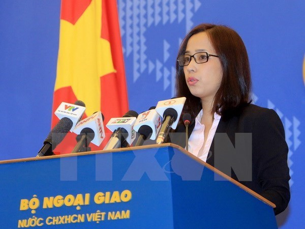Vietnam welcomes China's plan to release water from its Jinghong Hydropower Station reservoir into the lower Mekong River in order to deal with drought in Vietnam from March 15-April 4.