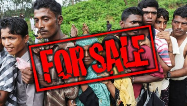 Traffickers in Thailand profit from Rohingya fleeing persecution in Myanmar, Bangladeshis seeking work, and women and girls sold into the sex trade.