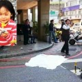 Mentally unsound man beheads a toddler aged 4 right in front of her mum in Taipei on March 28.