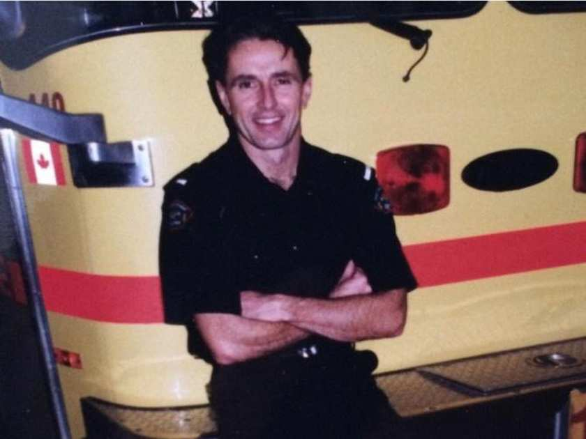 A Go Fund Me campaign for Bill Hughes, a retired Edmonton firefighter who is in a coma after contracting Japanese Encephalitis in Thailand, has raised more than $20,000 in five days