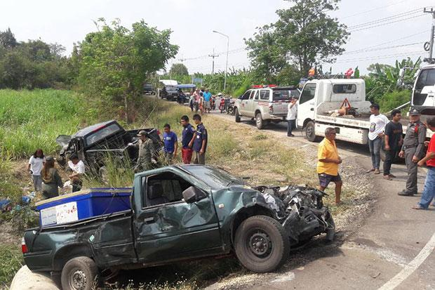 Thailand: 7 Killed and 38 Injured in 3 Separate Road Accidents