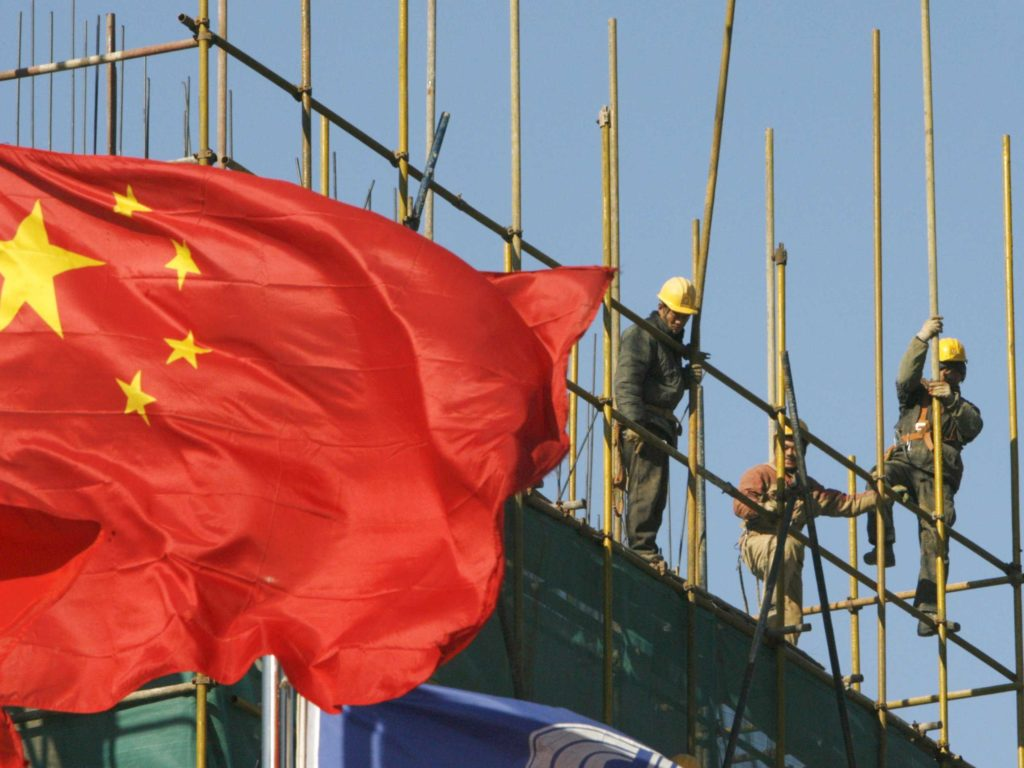 China wants the private sector to build $318 billion of infrastructure to jump-start the economy