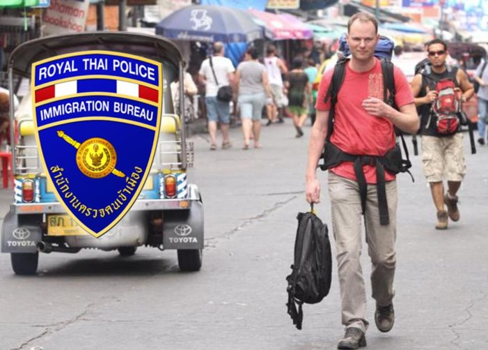 Thai Immigration to Enforce Strict Overstay Rules as of March 20th, 2016