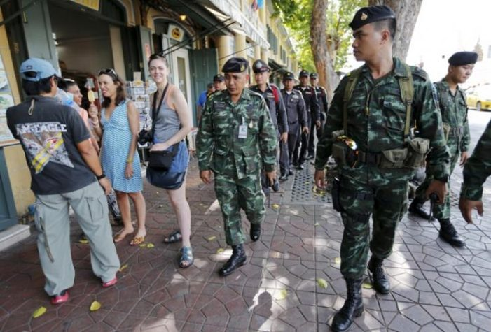 Challenging Times for Thai Tourism,  Keeping Tourist Safe
