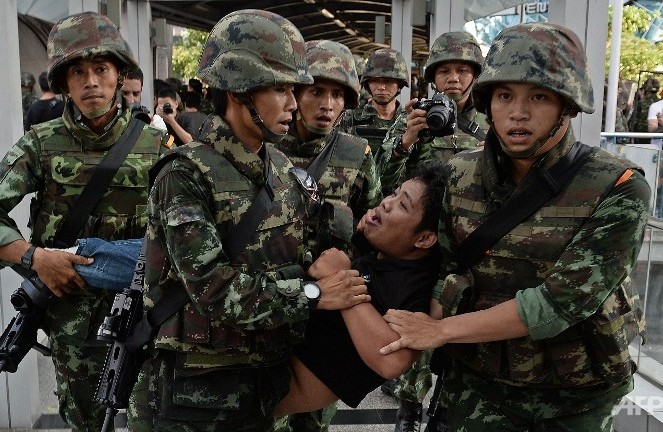 Gen. Prayuth Gives Army Broader Arrest Powers in New Decree