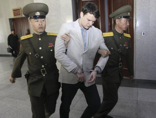 US Student Otto Warmbier Gets 15 Year Sentence in North Korea