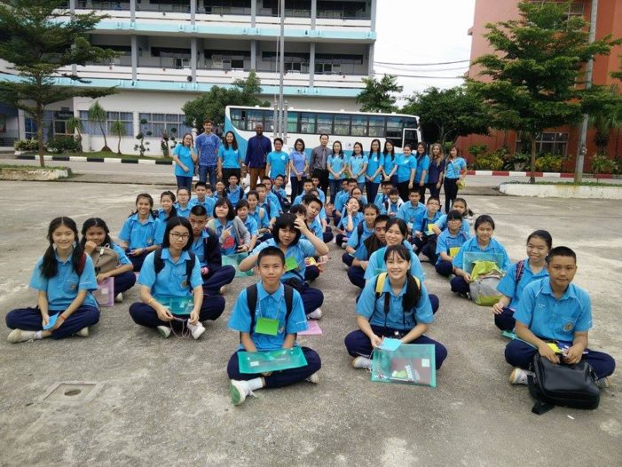 Little Guide Project Kicks off Second Year in Chiang Rai