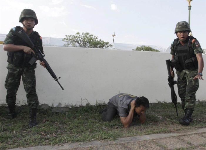 Rights Groups Concerned about Thailand's New Military Powers