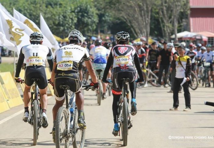 """Chiang Rai to hold """"Bike For Safety"""" activity during Songkran"""