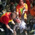 "The first six days of the ""seven dangerous days"" of Songkran running from April 11 to 17 saw 397 people killed"