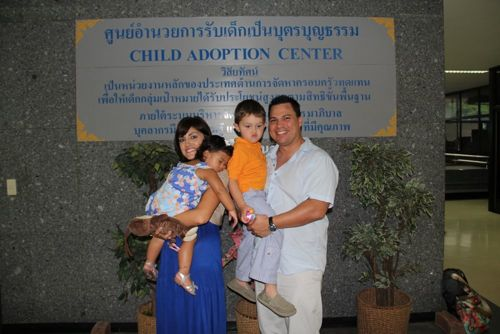 Adopting a Child in Thailand