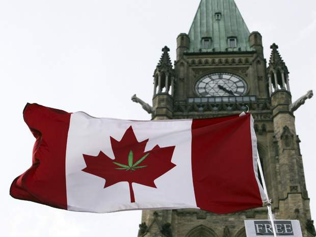 Medical marijuana is a separate issue from recreational marijuana in Canada and already is legal.
