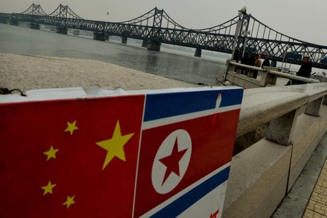 China Tightens Sanctions on North Korea Banning Imports