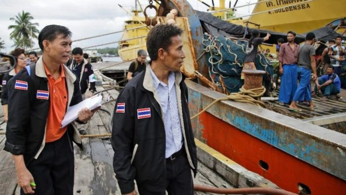 European Union Gives Thailand Six Months to Clean Up Illegal Fishery