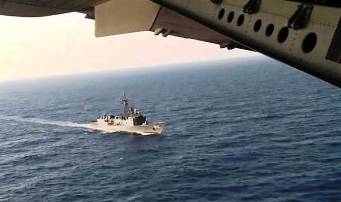Egyptian Navy Finds Passengers Personal Belongings and other Debris from EgyptAir Flight 804