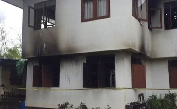 Investigators Believe Faulty Neon Light Started the Blaze that Killed 17 Girls at Chiang Rai School Dormitory