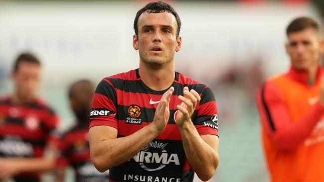 Mark Bridge was one of the few remaining foundation players remaining at the Wanderers