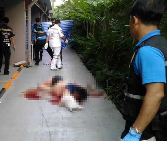 Thai Police Investigate Jumping Death of Chinese Woman in Bangkok
