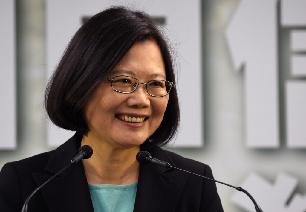 Tawian's first female president Tsai Ing-Wen: Democracy campaigner, Gay rights champion and cat-lover