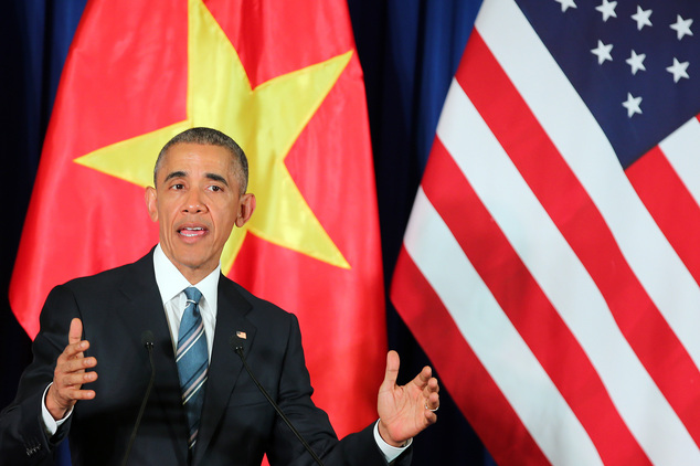 Obama Lifts Half-Century-Old Ban of Arms Sales to Vietnam