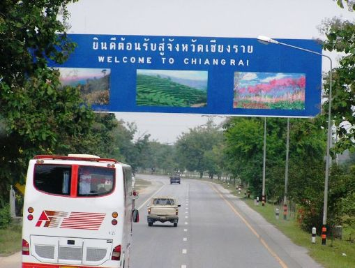 Discussions Held on New Interchange in Chiang Rai