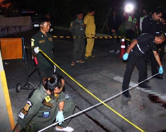31 Year Old Dutchman Jumps to his Death from 40th Floor of Bangkok Condo