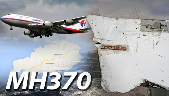 Malaysia Confirms that Two Newley Identified Pieces of Debris Came from Flight MH370