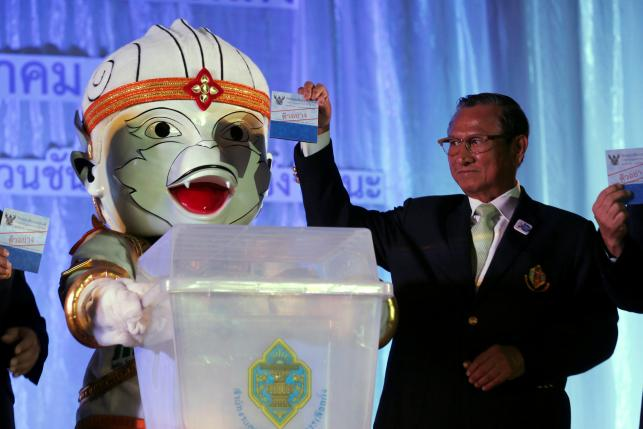 Thailand's Junta Canvasses Support for Controversial Charter ahead of August Vote