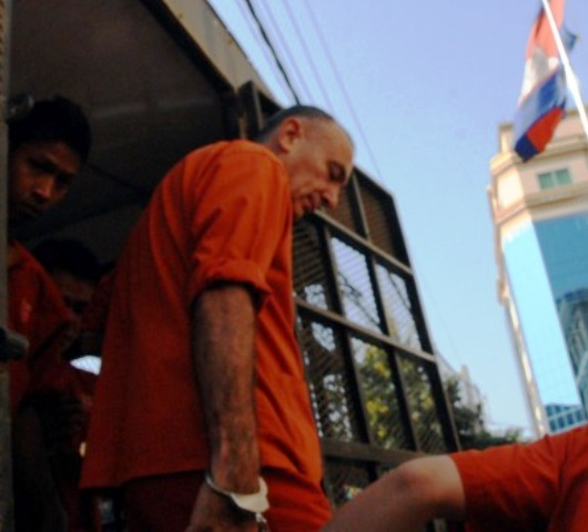 Briton Roy Sheppard 77 Jailed in Cambodia for Sexually Abusing Three Boys